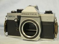' 42MM ' Praktica MTL5   M42 SLR Camera £3.99